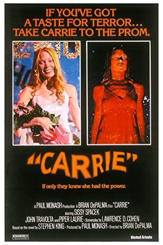 Carrie (1976) #carrie #stephenking #horrormovie #scary