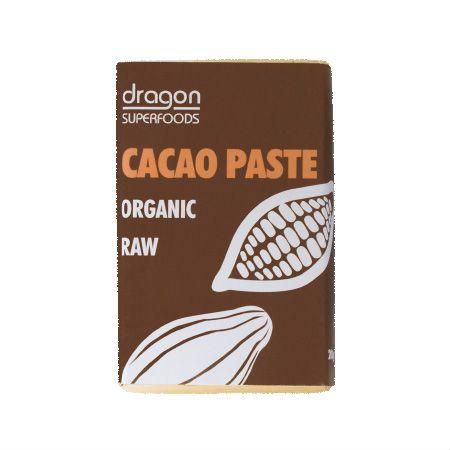 Kakaová pasta je bohatý zdroj antioxidantov, vitamínov a minerálov. Použite ju na výrobu čokolády alebo ju konzumujte ako maškrtu . BIO ✓ VEGAN ✓ RAW ✓