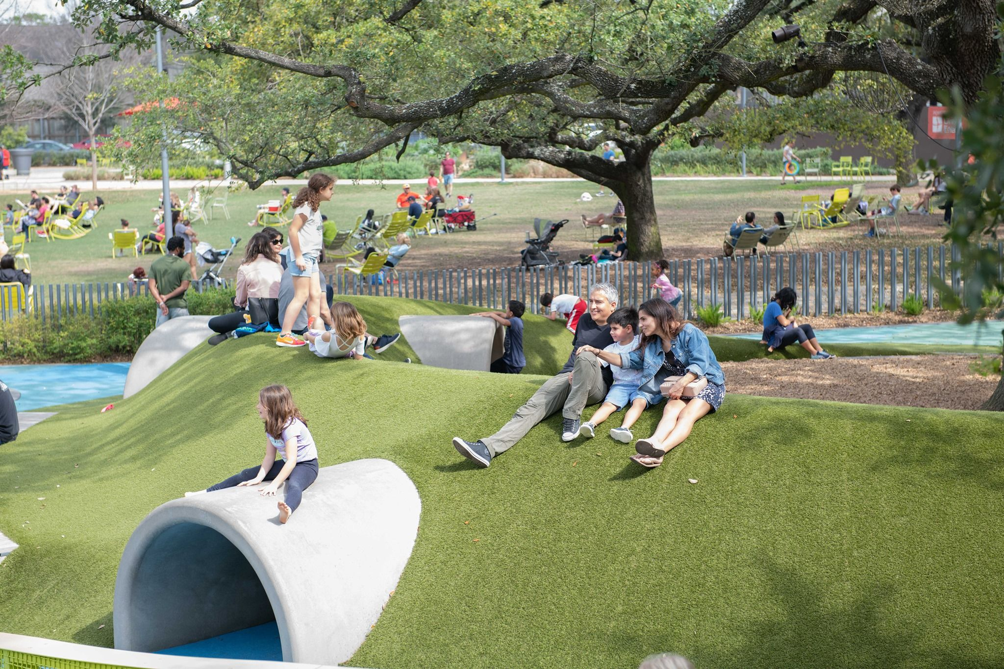 Houston's Best Playgrounds Kids Won't Want to Leave