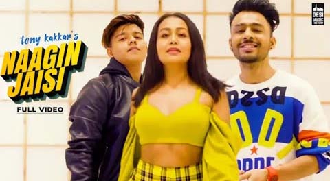 Naagin Jaisi Lyrics Tony Kakkar Mp3 song download
