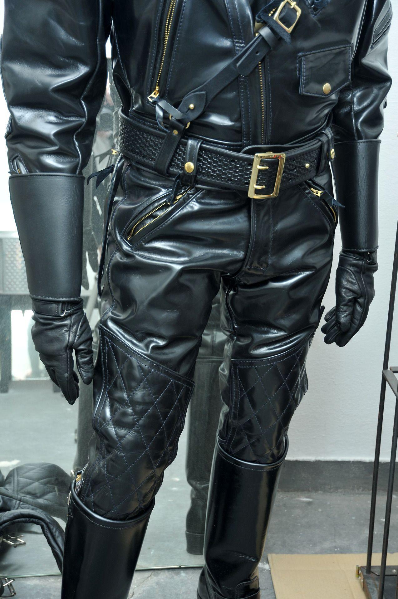 Langlitz leather jacket