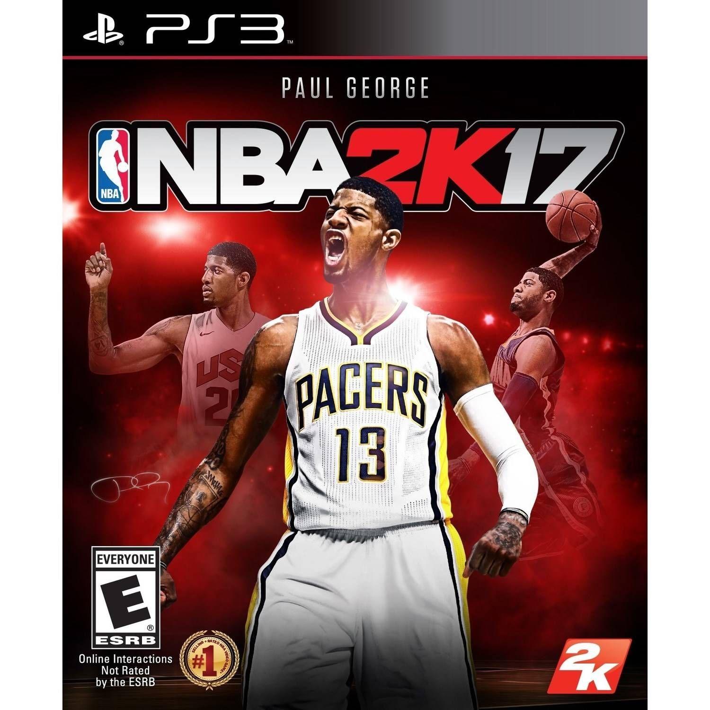 NBA 2K17 (Xbox One) - Walmart.com