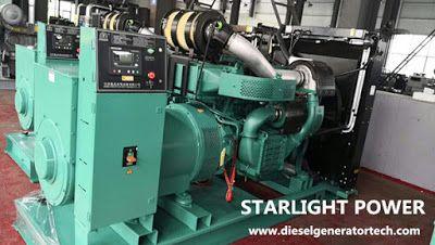 Diesel Generator Tech: Electrical Interface of Volvo Penta
