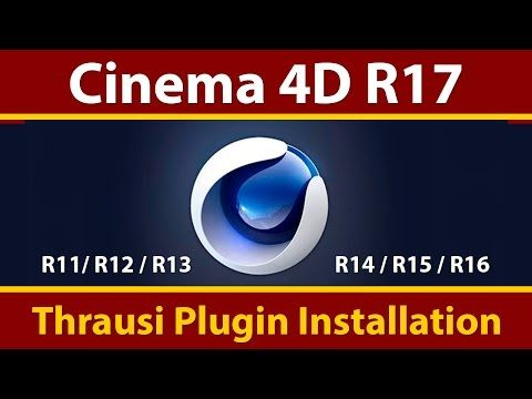 How To Install NitroBlast Plugin For Cinema 4D R17/R16/R15