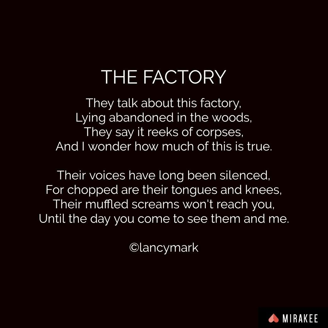 By Lancymark on Mirakee, poetry deep, poems about love ...
