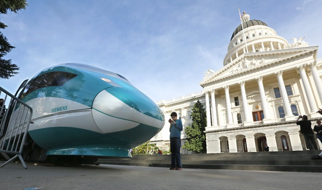 CA wins highspeed rail lawsuit, delays cost 63 million