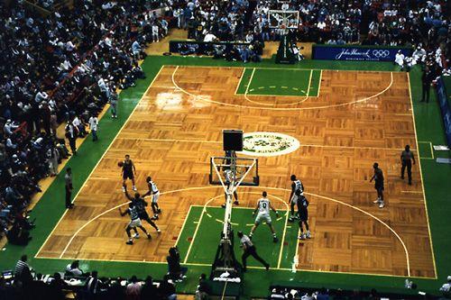 Boston Garden Floor Bottle Opener Boston Garden Basketball Nba Arenas