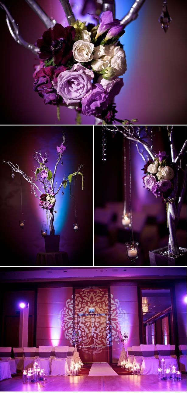 Lilac wedding decoration ideas  Choosing Wedding Colors Purple Wine Themed Wedding  Journal