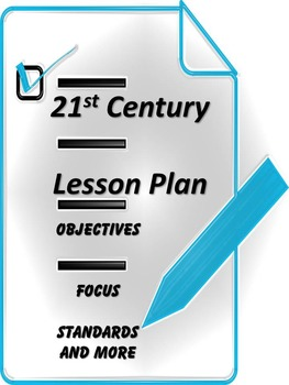 Lesson Plan Template For St Century Learning Targets - 21st century lesson plan template