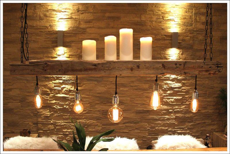 Deckenlampe Retro Gluhbirne