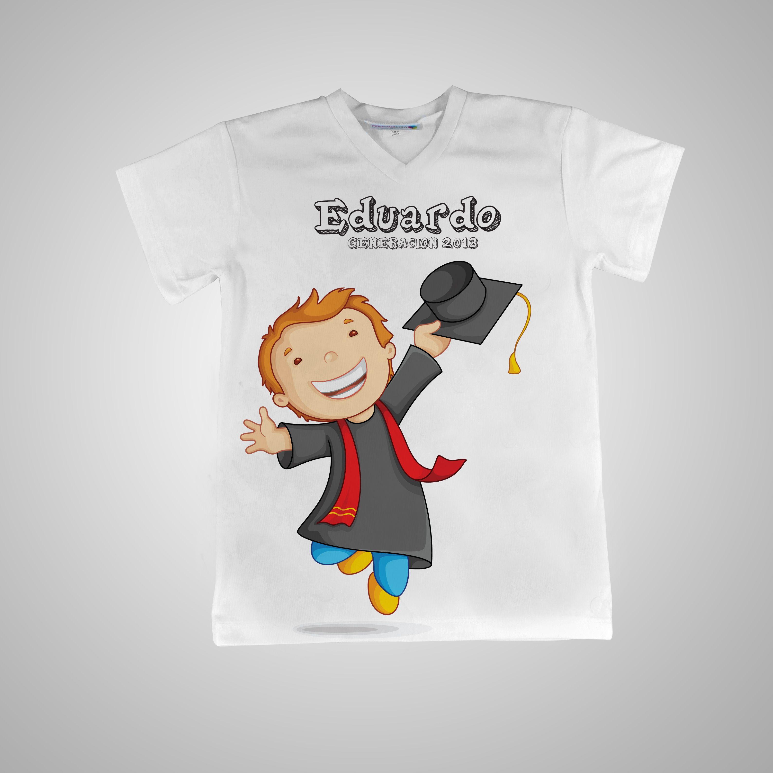 Playera estampados camisetas pinterest graduaci n - Letras para serigrafia ...