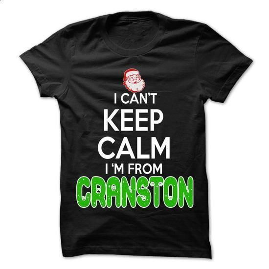 Keep Calm Cranston... Christmas Time - 99 Cool City Shi - #hoodie freebook #college hoodie. MORE INFO => https://www.sunfrog.com/LifeStyle/Keep-Calm-Cranston-Christmas-Time--99-Cool-City-Shirt-.html?68278