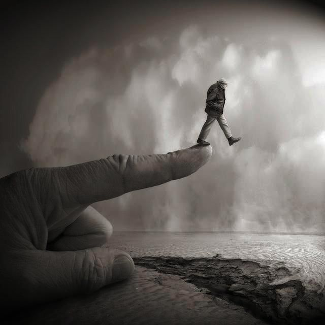 Photo manipulation   Surrealism photography, Conceptual ...