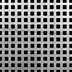 Square Perforated Aluminum 17960050 Mcnichols Perforated Metal Metal Perforated