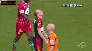 Zulte-Waregem vs KV Mechelen Highlights  https://goo.gl/9lLwS4
