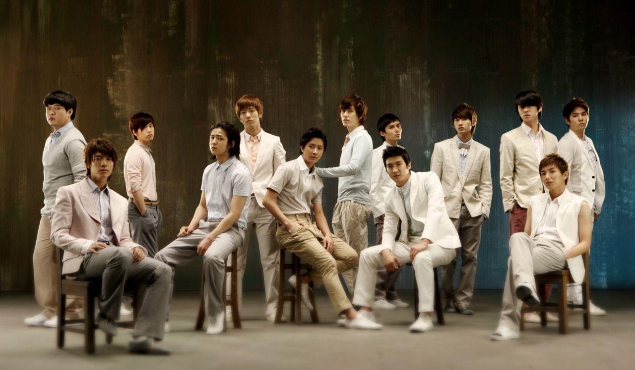Super Junior It S You Super Junior Leeteuk Best Hd Background