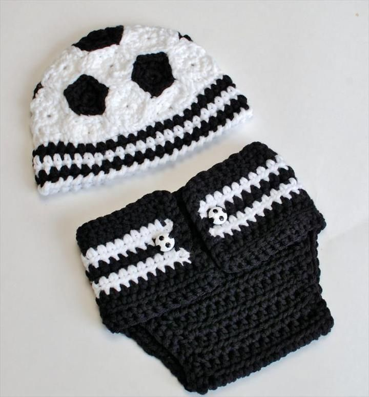 65 Crochet Amazing Baby Diaper For Outfits | Pinterest | Almendras y ...