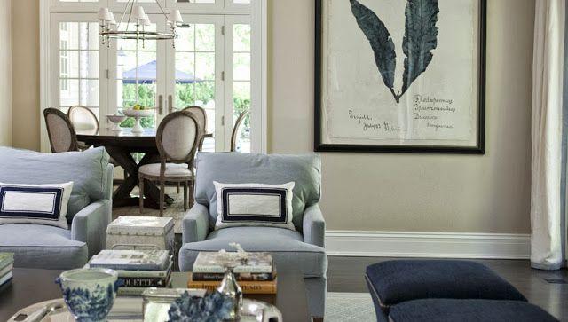 Ingoodtaste Morgan Harrison Home Design Chic Home Blue Rooms Home N Decor