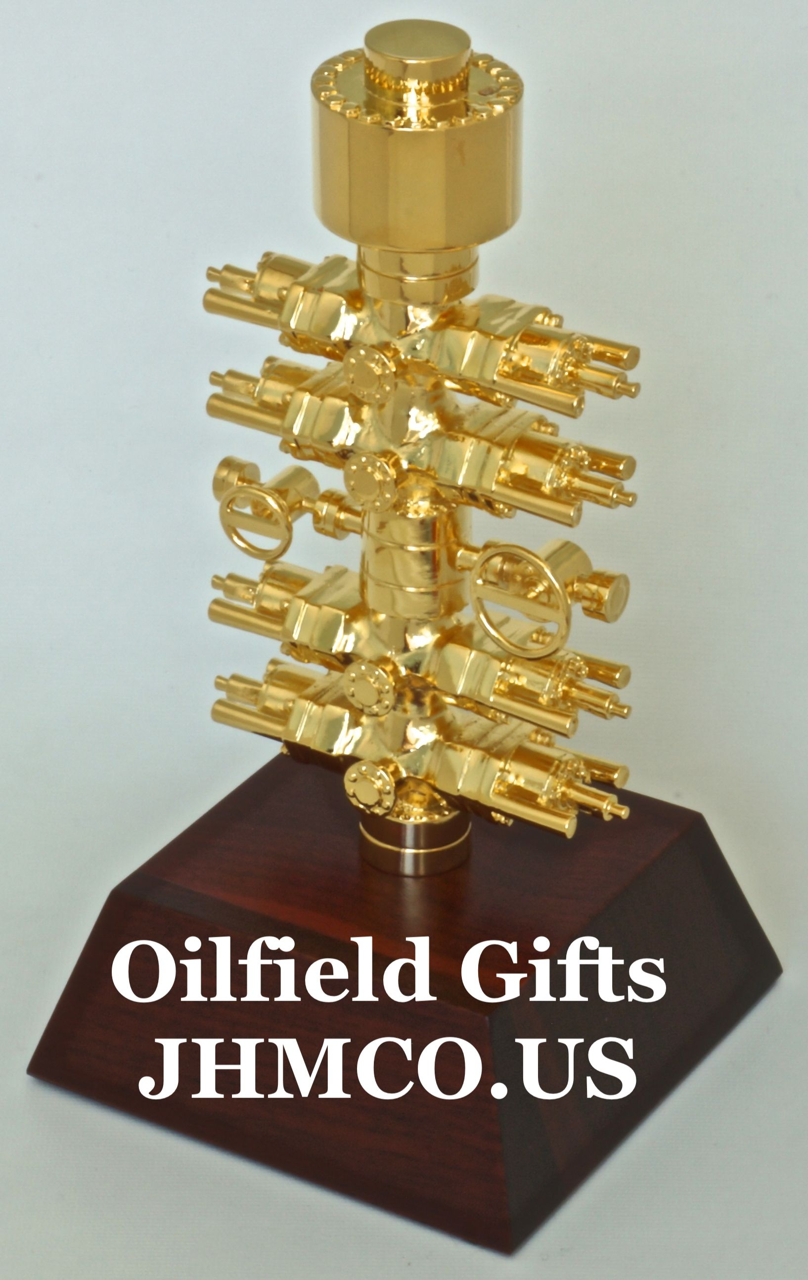 Texas Christmas tree wellhead model 163 (With images