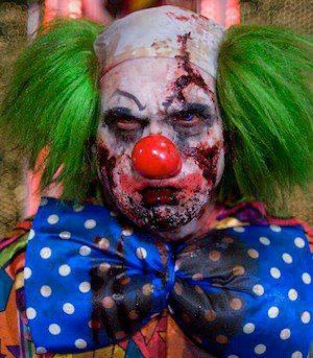 """-Zombieland (""""F!#k you CLOWN!!!!"""")"""