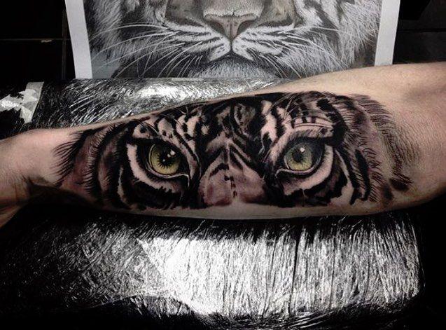 25 Increíbles Tatuajes De Animales Que Vas A Querer Hacerte