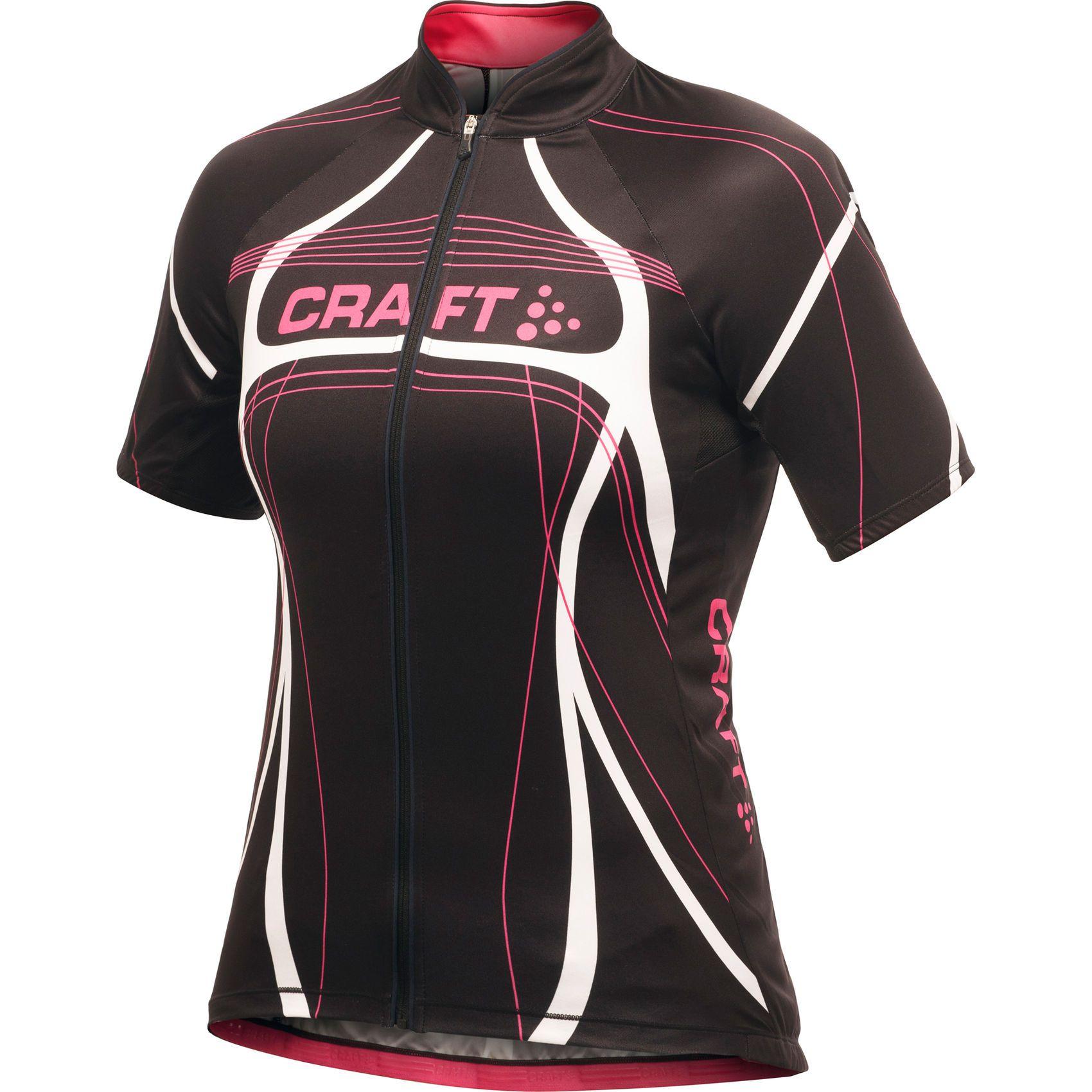 Wiggle | Craft Ladies Performance Bike Tour Jersey - AW12 Short Sleeve Cycling Jerseys