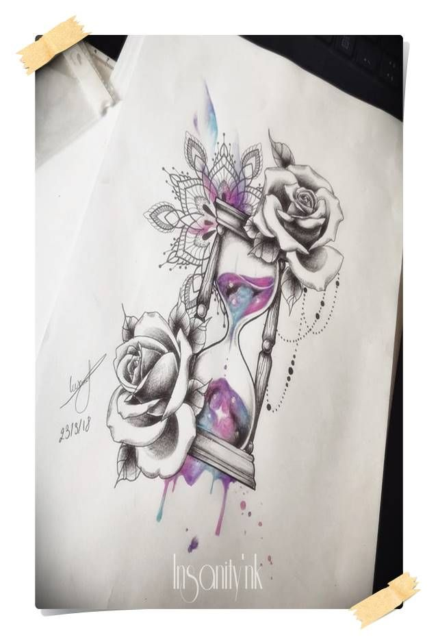 Photo of Reserved #tattoos #tattooist #tattooartist #dijon #mandala