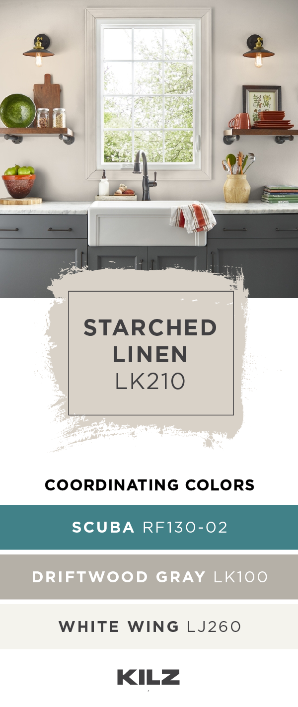 Building A Coordinating Color Palette Is Easy Thanks To Kilz