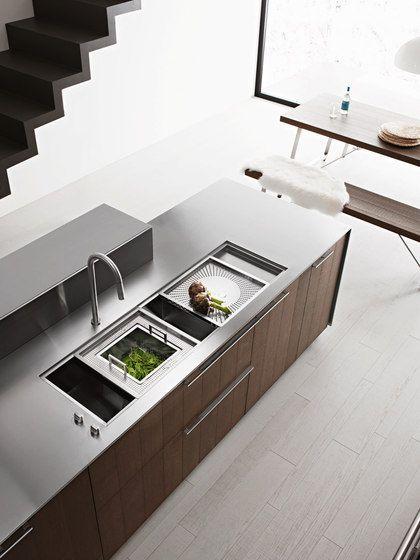 Cocinas Integrales Componentes De Cocina Kalea Cesar Check   Moderne Kuche  Cesar Innovatives Denken