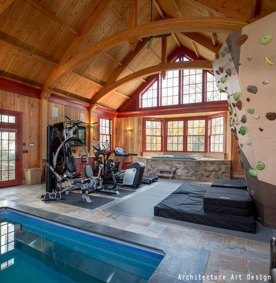 7 Unique Ways To Transform Your Garage Dream Home Gym Best Home Gym Home Gym Design