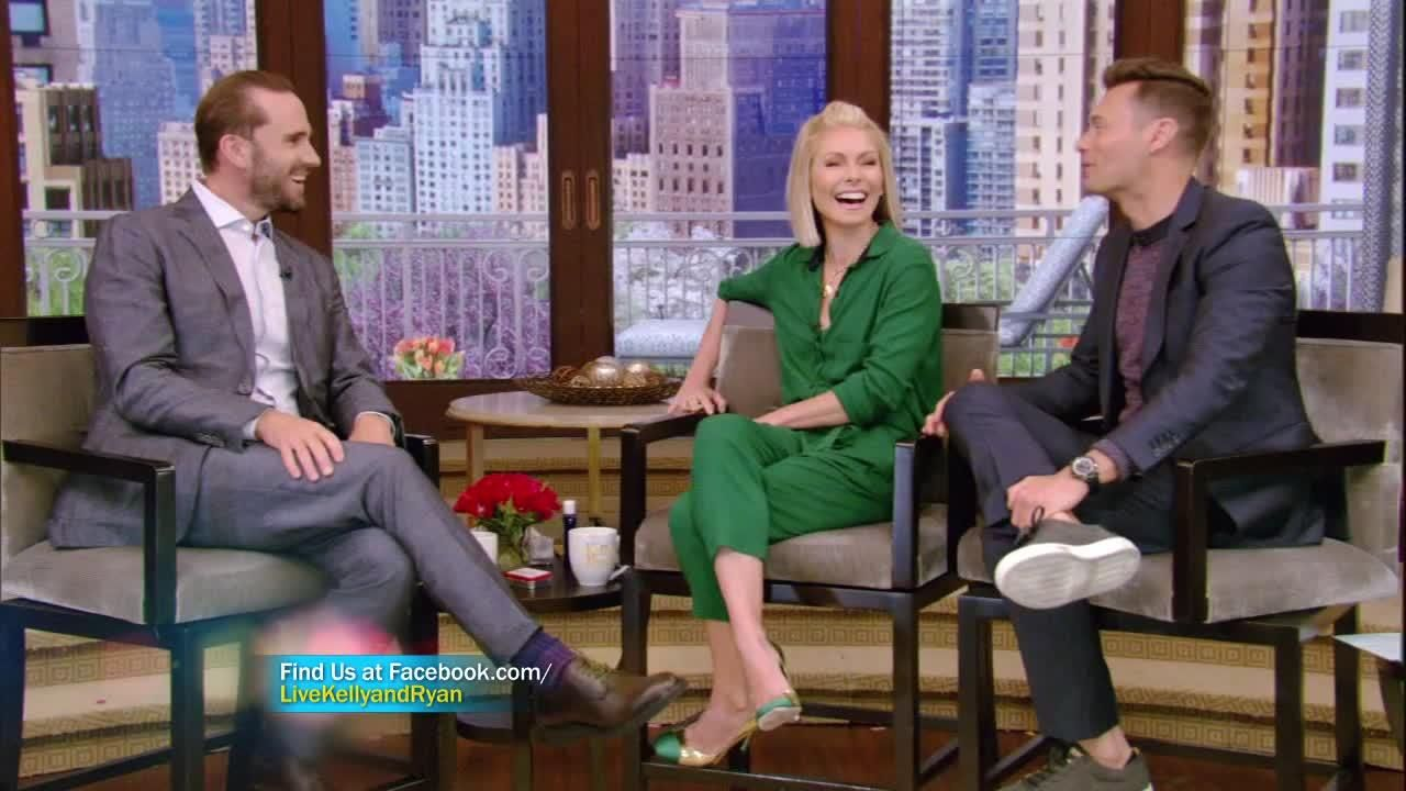 August 27 2018 live with kelly and ryan august 27
