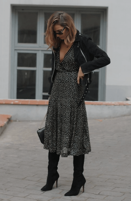 Style With Boots: How To Wear Winter Boots | Winter Fashion Boot