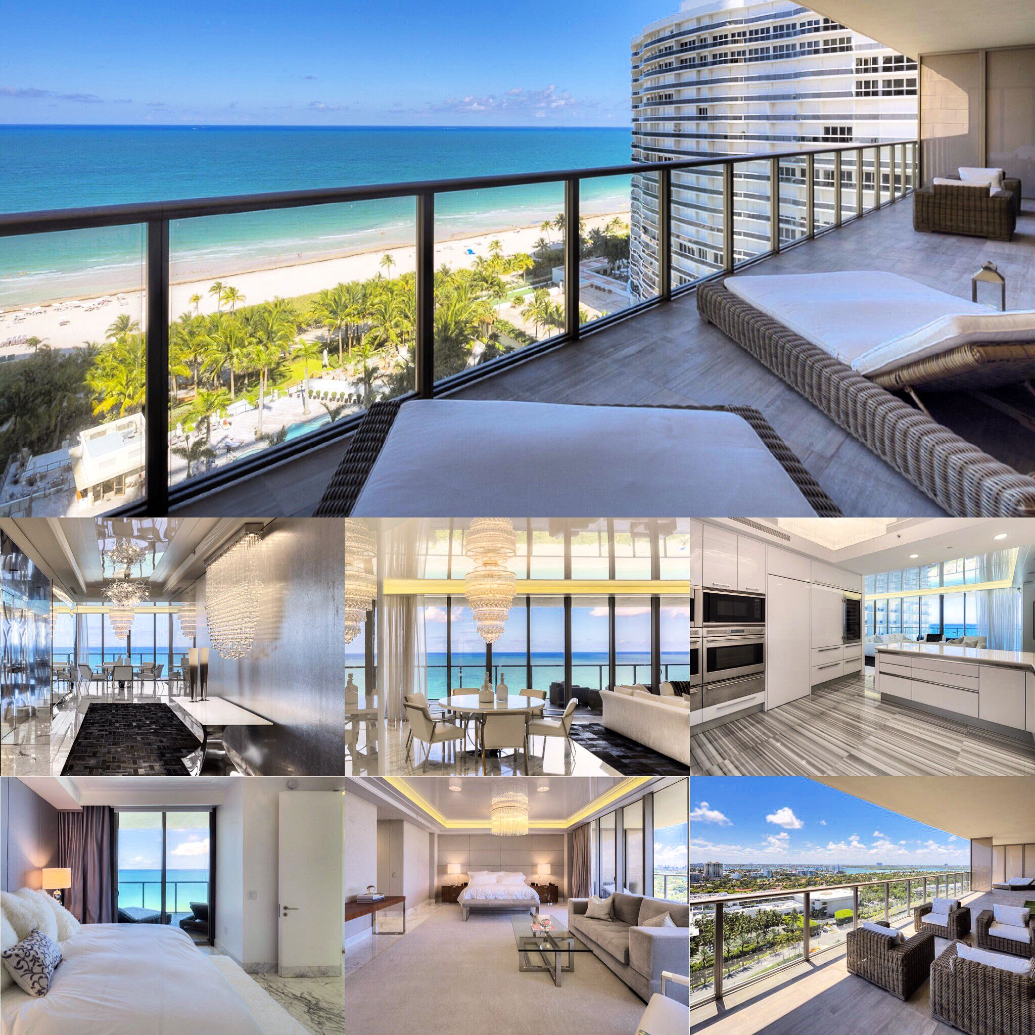 Experience the Distinctive Elegance of Beachside Living at The St Regis Bal Harbour...