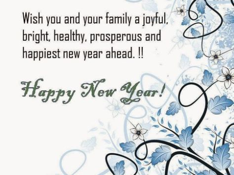 Happy New Year Greetings And Quotes Wishes Messages For Friends 2018 ...