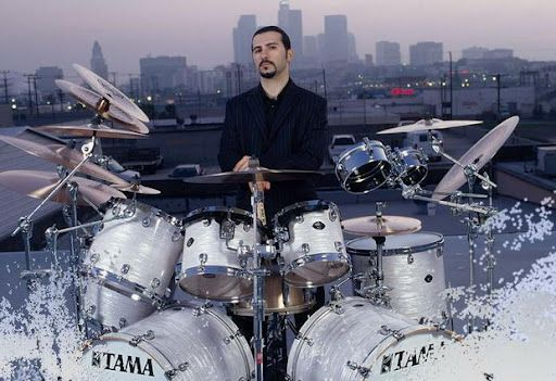 John Dolmayan- System Of A Down | Favorite Drummers ...