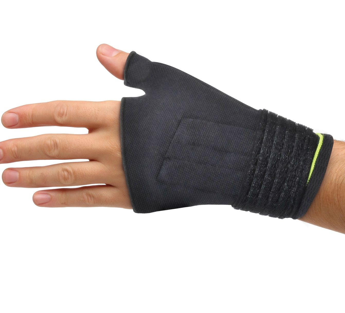 Driving gloves carpal tunnel - Magnetic Carpal Tunnel Gloves Magnetic Hand Wrist Brace To Relieve Hand Pain