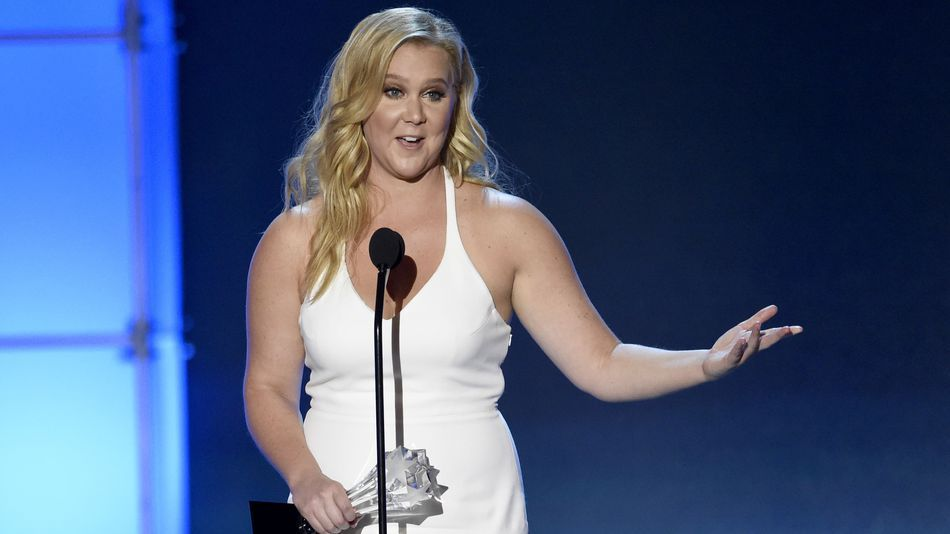 570ed9765 Amy Schumer is not afraid in 'Girl With the Lower Back Tattoo'Amy Schumer