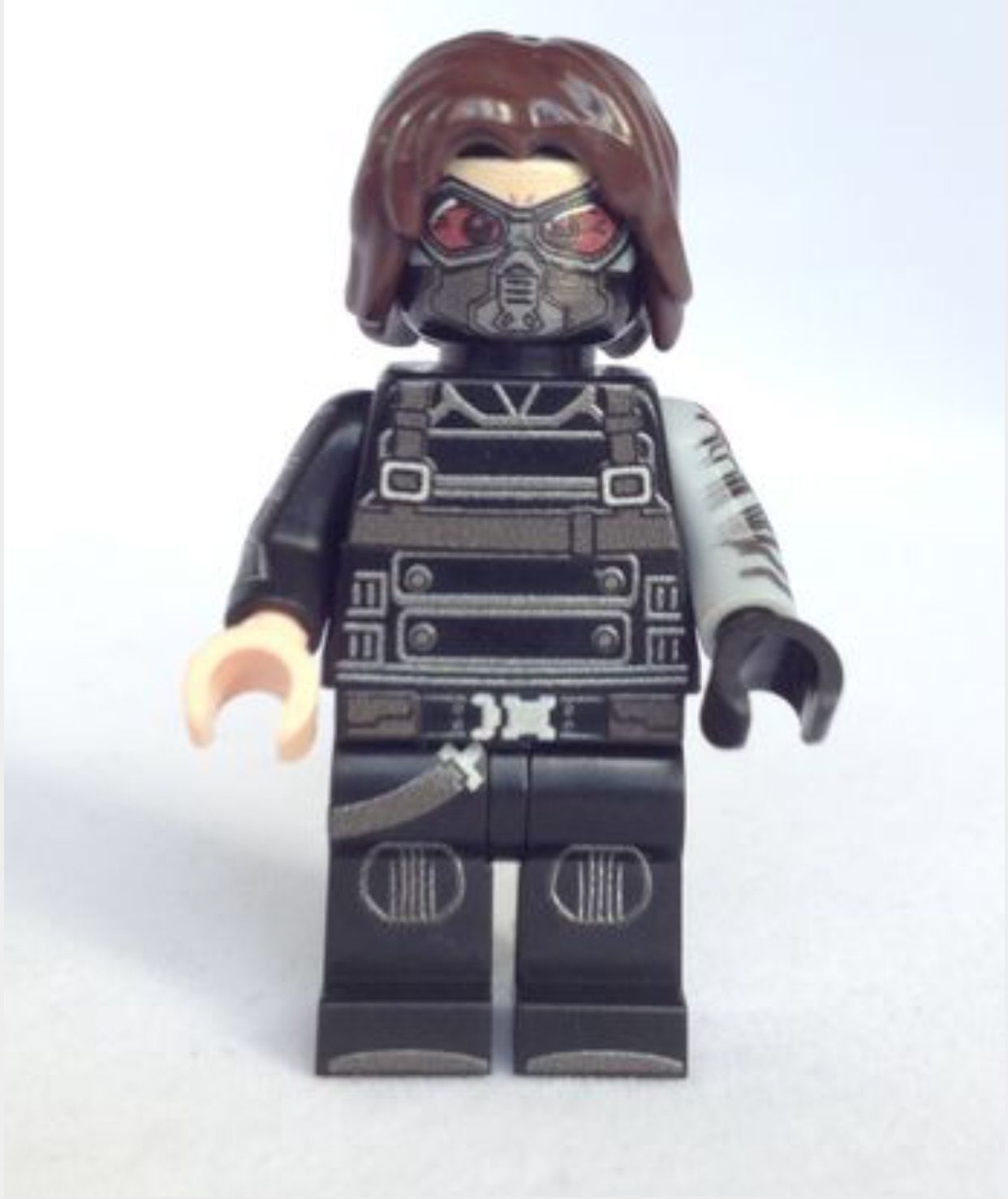 Winter soldier/Buck Barns minifigs Lego pictures, Legos