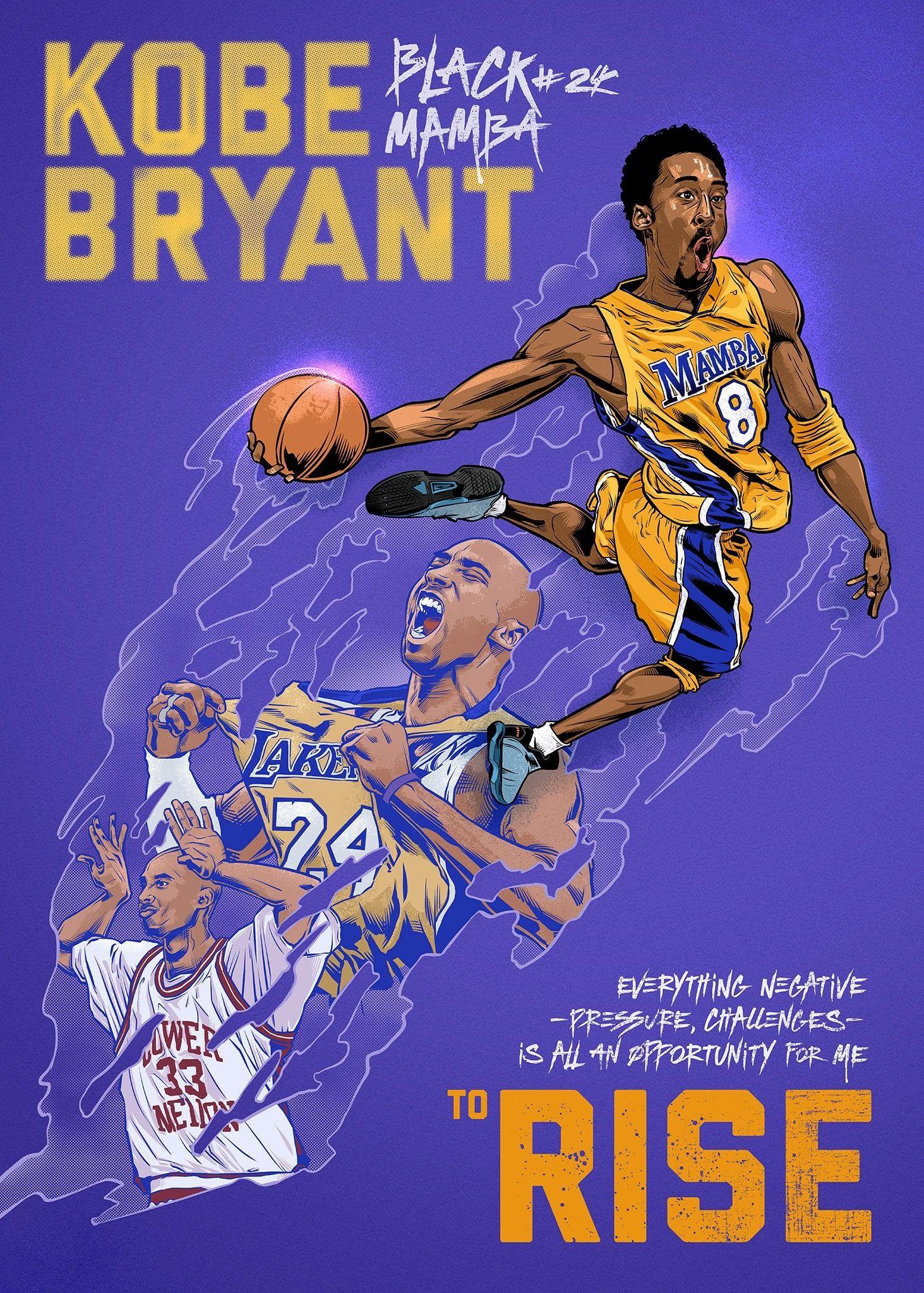 Pin By Andy Scott On Black Mamba 8 24 Kobe Bryant Wallpaper Kobe Bryant Black Mamba Best Nba Players