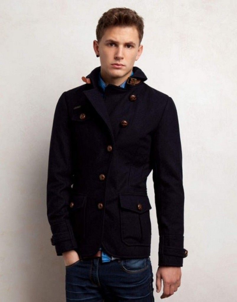 Enternity Trendy Mens Winter Coat | Fashideas.com | Men&39s Winter
