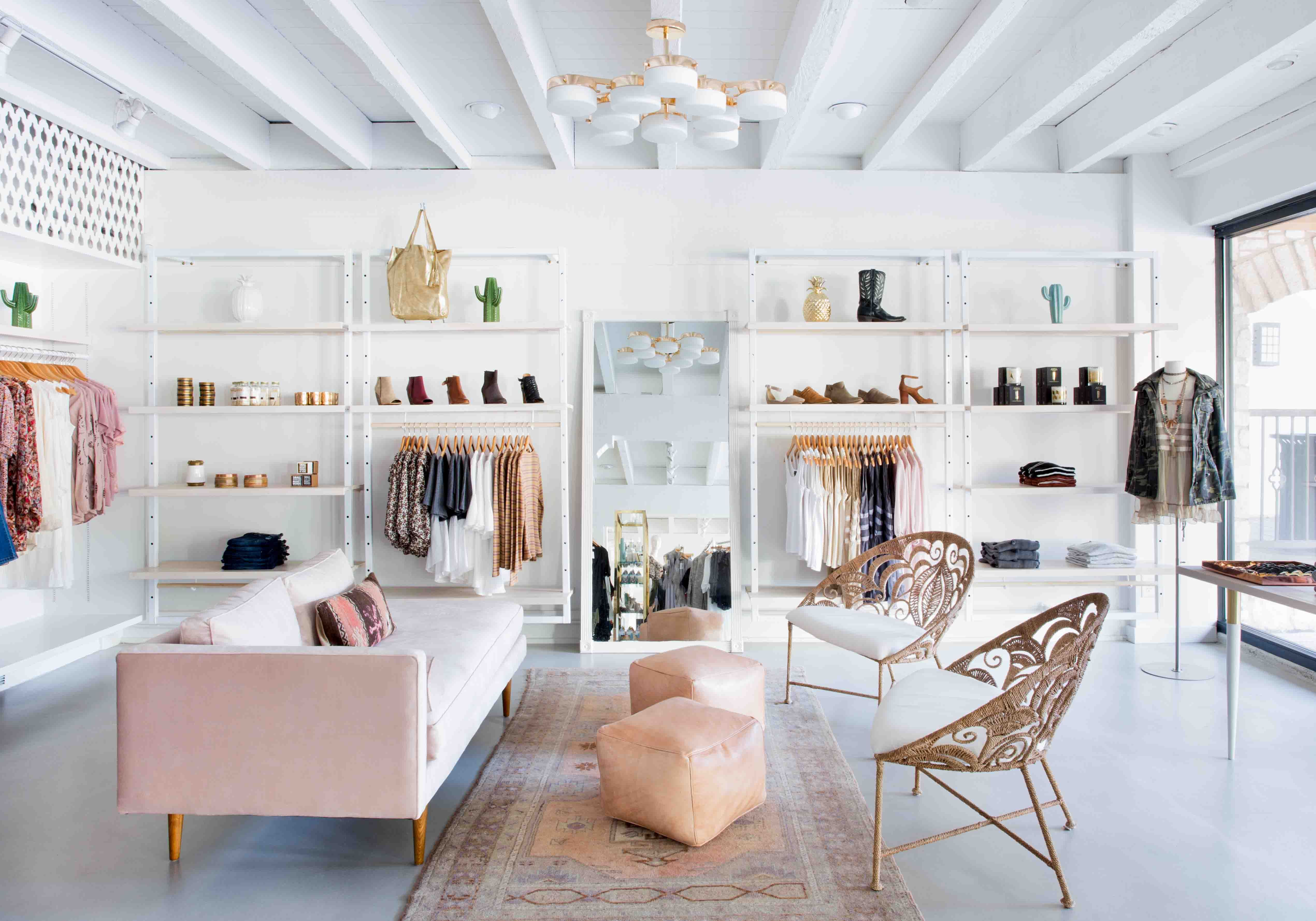 Inside an austin clothing boutique where fashion rules wp board