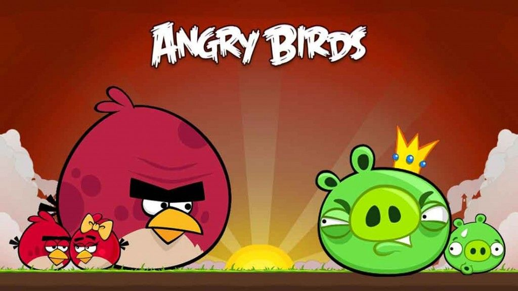 Freeehdwallpapers Club Offers Best Angry Birds Game Hd Wallpapers