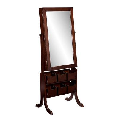 Charmant Buy Crittendon Jewelry Armoire With Mirror