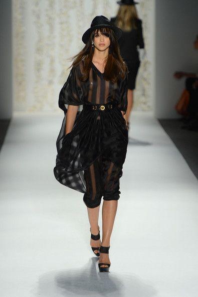 Rachel Zoe Spring 2013 collection at Mercedes-Benz Fashion