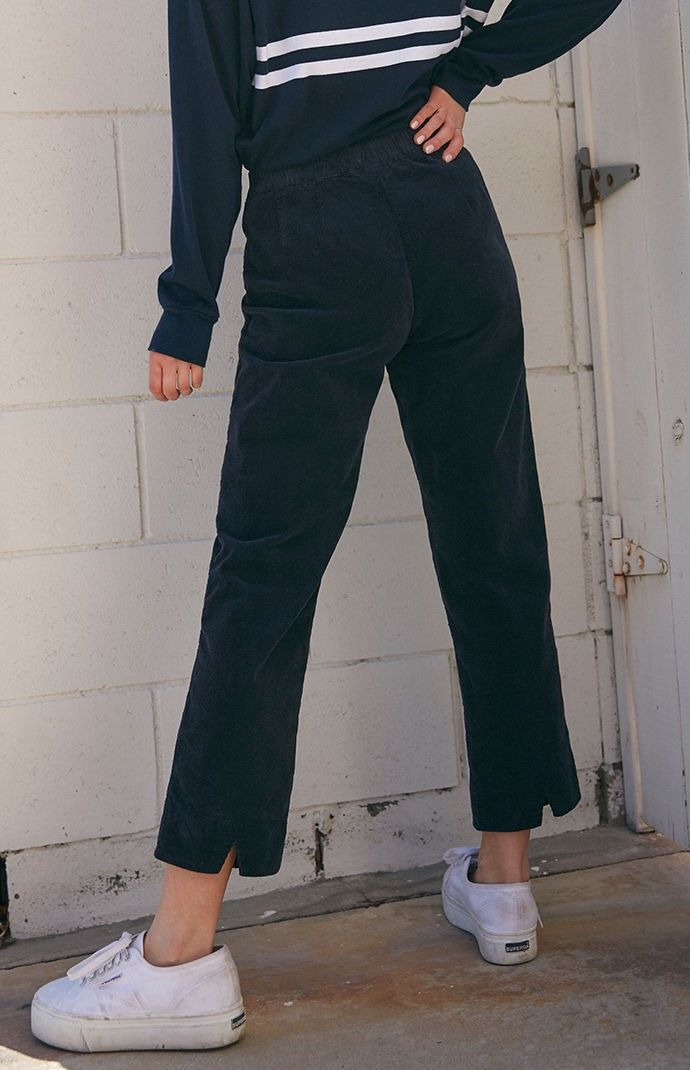 famous designer brand 2019 wholesale price arriving John Galt Corduroy Pants - Blue 1Sz   styl   Pants, Corduroy ...