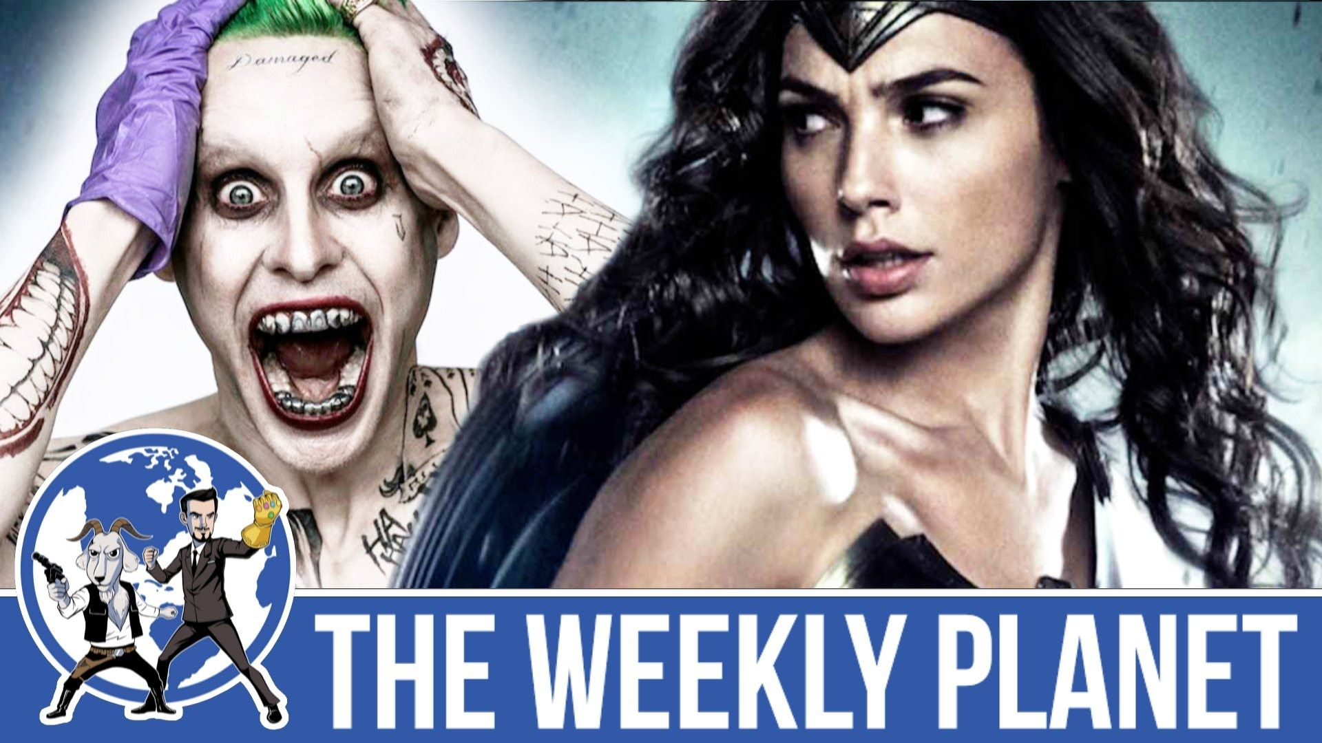 DC's Massive Line Up! (Suicide Squad, Wonder Woman, Justice League) - The Weekly Planet Podcast - Don't Miss Out --> http://www.comics2film.com/dc/dcs-massive-line-up-suicide-squad-wonder-woman-justice-league-the-weekly-planet-podcast/  #DC