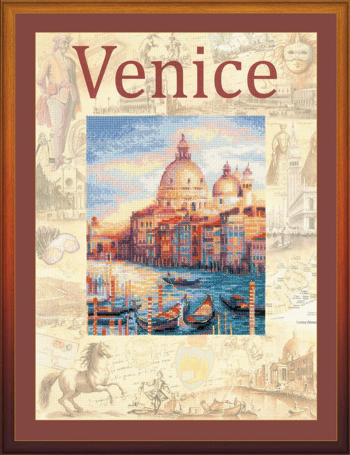 0030 PT Cities of the World. Venice