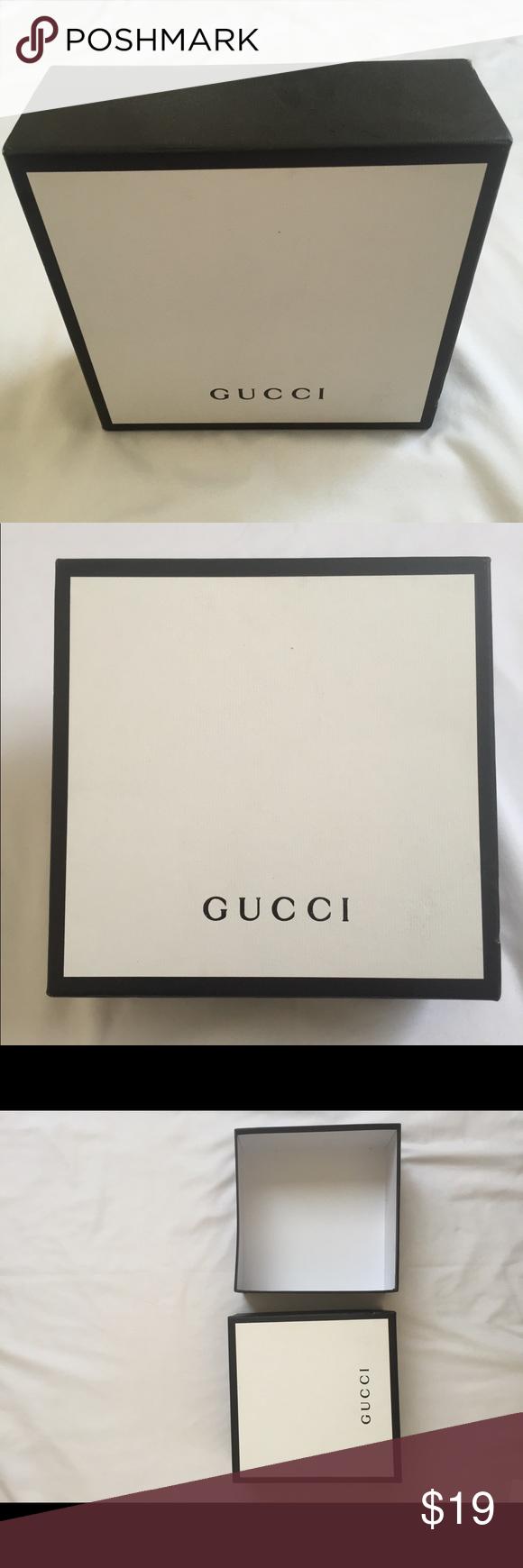 187b540a26c Gucci Empty Belt Box with Bag Good Condition. Gucci Belt Bag and Gucci Belt  Box