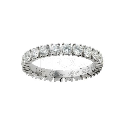 Pin On Cartier Classic Diamond Rings