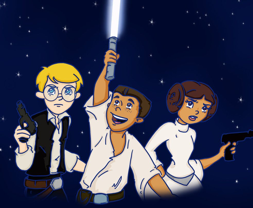 A New Hope by SarcasticLeaves